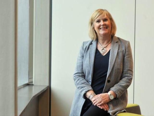 Screen Yorkshire CEO, Sally Joynson. Picture: Tony Johnson.