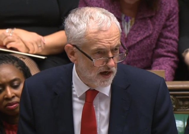 Jeremy Corbyn steps down as Labour leader this weekend.