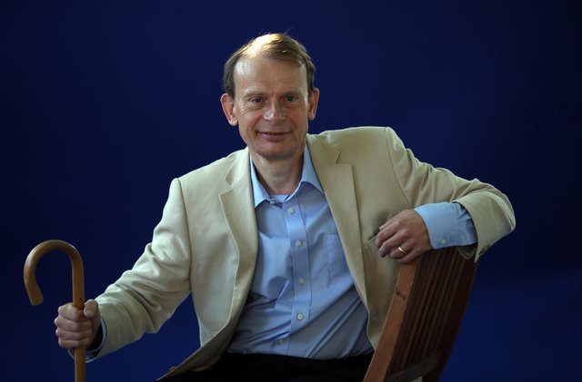 Broadcaster Andrew Marr was back on television screens in April 2013 after recovering from a stroke. Picture: David Cheskin/PA Wire