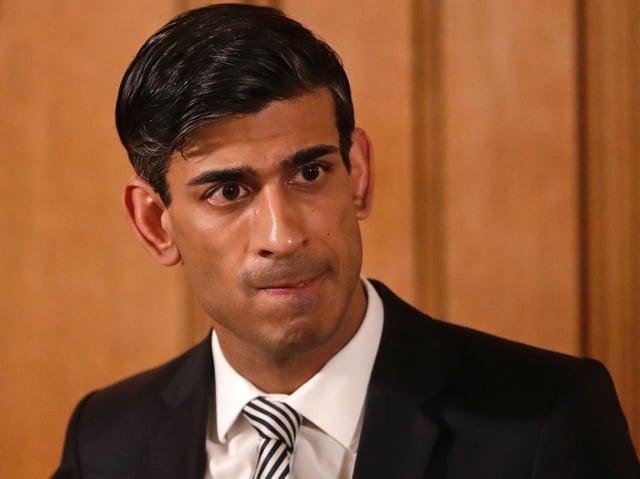 Chancellor Rishi Sunak. Photo: PA
