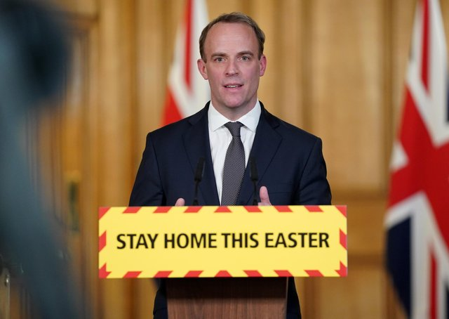 Does Dominic Raab - as a solicitor - have the necessary leadership skills to run the country at a time of crisis?