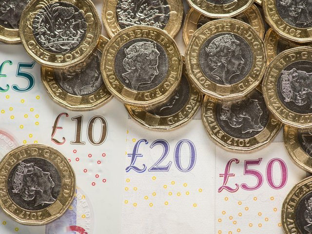 Universal basic income could help tackle the coronavirus economic downturn, supporters say. Photo: PA