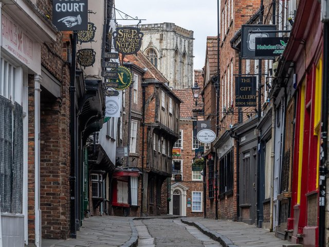 York Retailers Propose One Way System Under Post Lockdown Confidence Charter Yorkshire Post