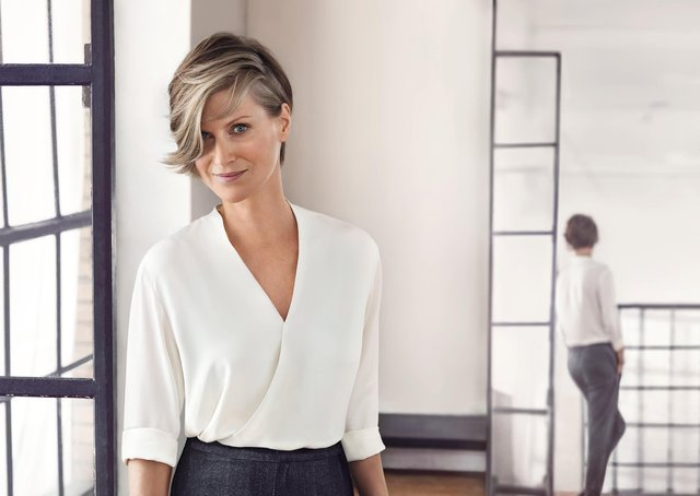 """Robert Eaton says: """"If you can create a great look with your natural movement and texture then do it - there has never been a better time to try a new style."""" Picture: Wella Professionals."""