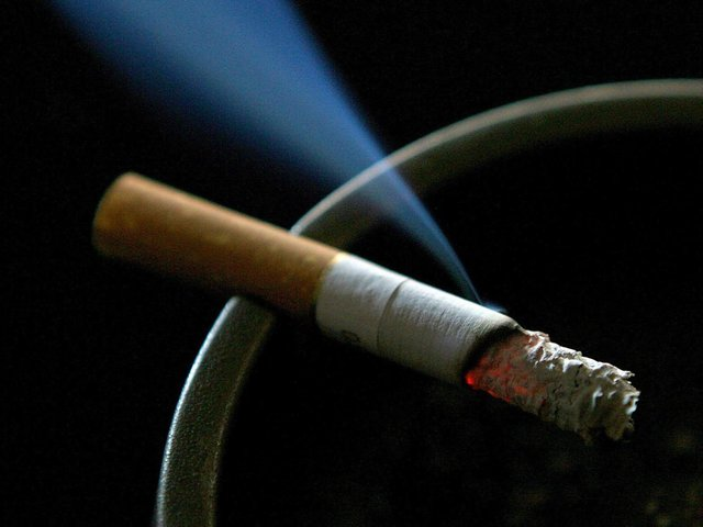 There is mounting evidence that smoking leaves people them more vulnerable to Covid-19.. Picture: Gareth Fuller/PA Wire