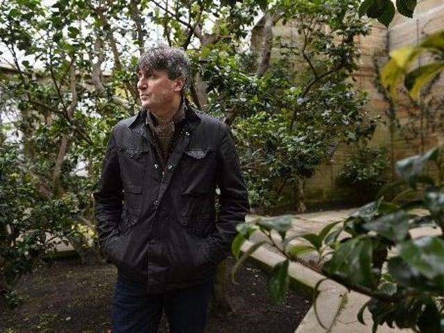 Simon Armitage says he felt a duty to write about coronavirus and the ensuing lockdown.