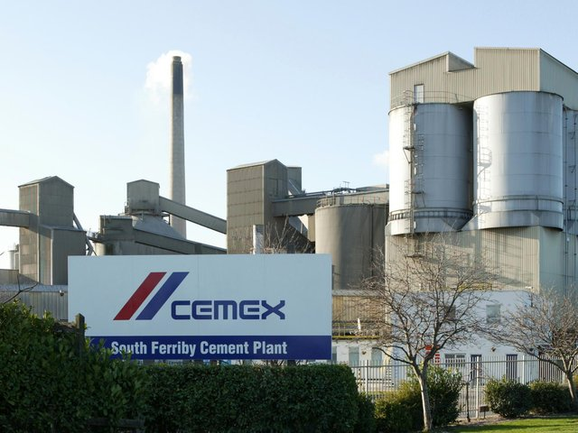 The Humber estuary village of South Ferriby has been making cement for over 70 years