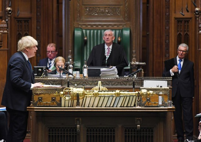Boris Johnson was left floundering at PMQs over care homes. Even the flatfooted Theresa May was more nimble over Brexit.