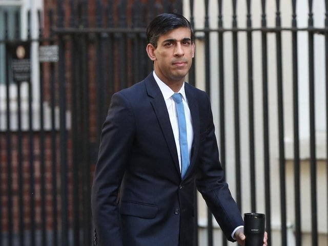 Chancellor Rishi Sunak has warned that the UK is likely to face a severe recession the likes of which we have never seen and may not bounce back straight away from the Covid-19 crisis. Photo: PA