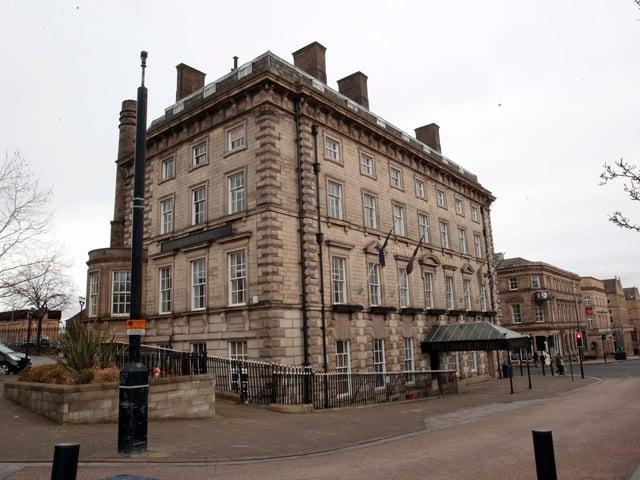 The George Hotel in Huddersfield