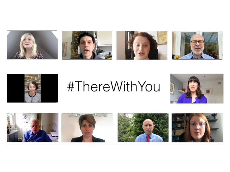 Coronavirus: Frontline heroes celebrated by Yorkshire MPs in #ThereWithYou video