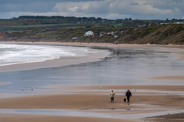 Filey, East Yorkshire.
