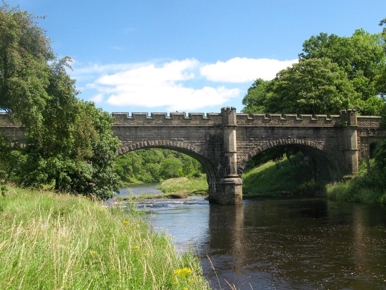 Man stabbed at countryside barbecue near Bolton Abbey in the Yorkshire Dales