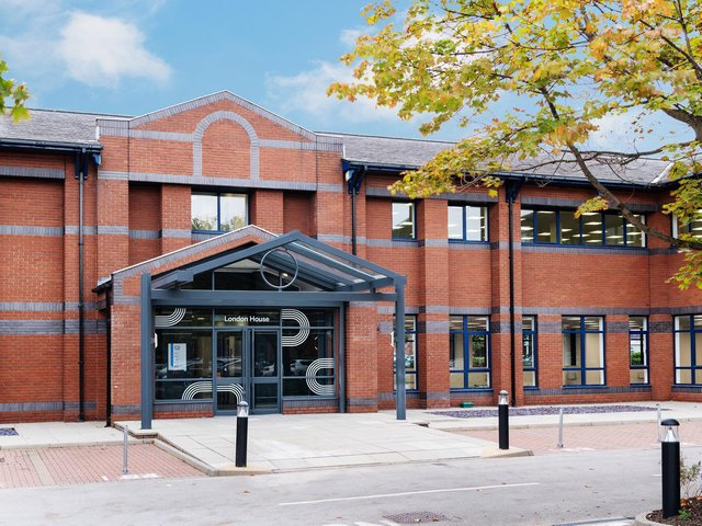 Rivendell Europe has taken 3,135 sq ft of quality office space at the popular Central Park development in Leeds.