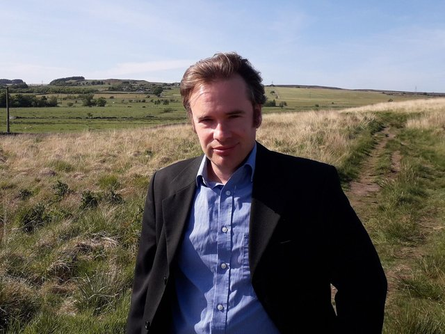 Dr Bob Buxton, Yorkshire Party leader. Photo: Yorkshire Party