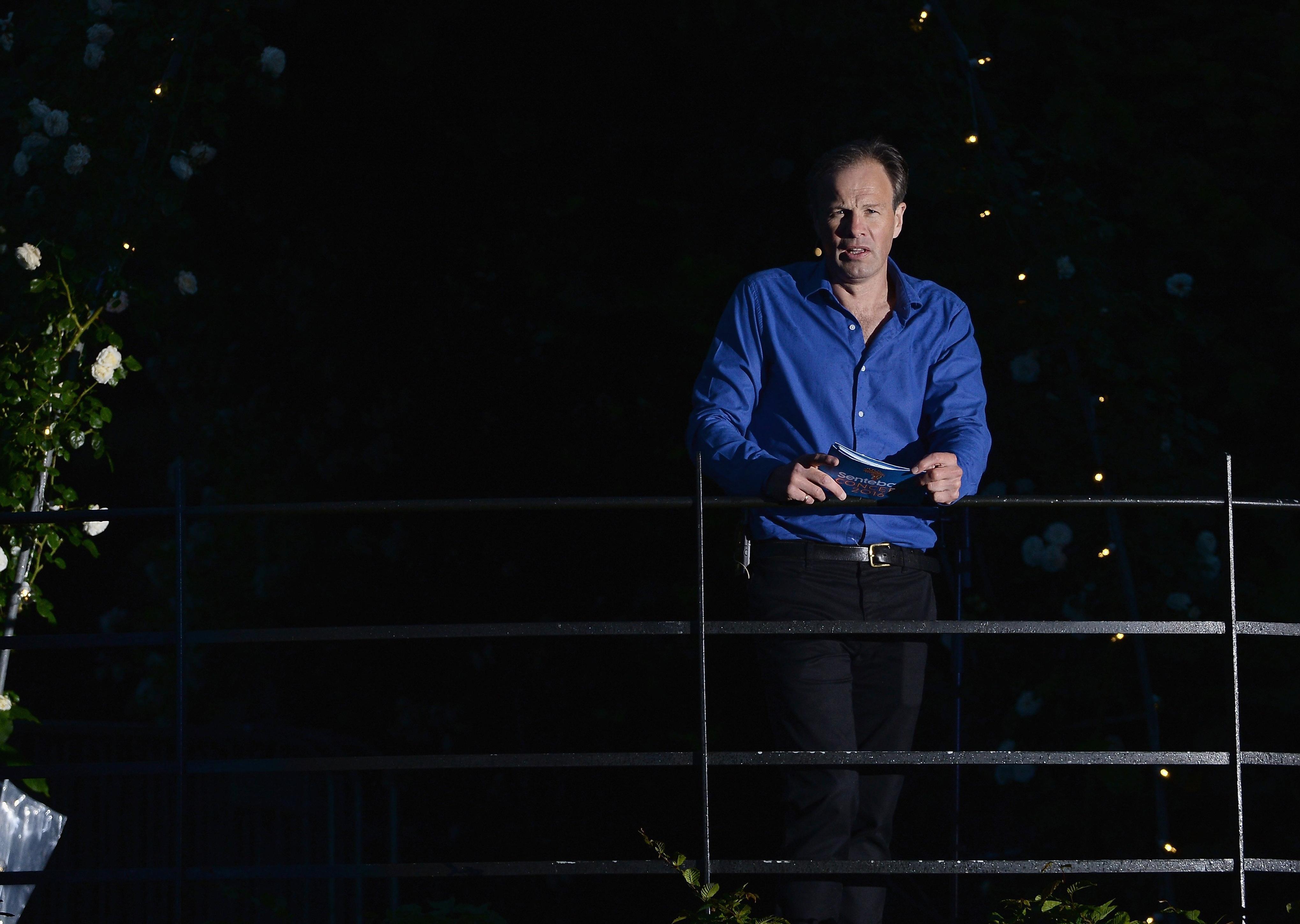 How ITV news anchor Tom Bradby's 'massive meltdown' changed his outlook on life