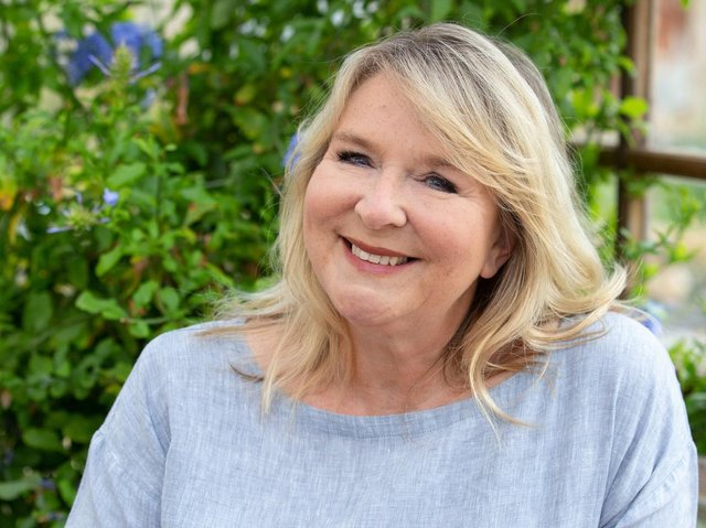 Fern Britton has a new book out. Photo: Lucy Stewart/PA.