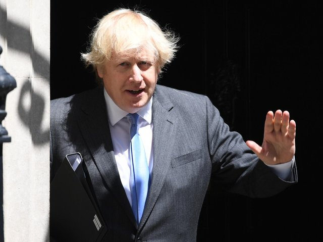 Prime Minister Boris Johnson. Photo: PA
