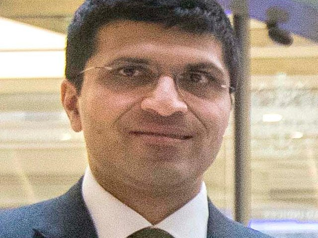 File photo  of chief executive of the London Stock Exchange, Nikhil Rathi, who has been appointed the next chief executive of the Financial Conduct Authority