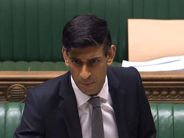 The Bounce Back Loans scheme was created by Chancellor Rishi Sunak to help firms survive the pandemic