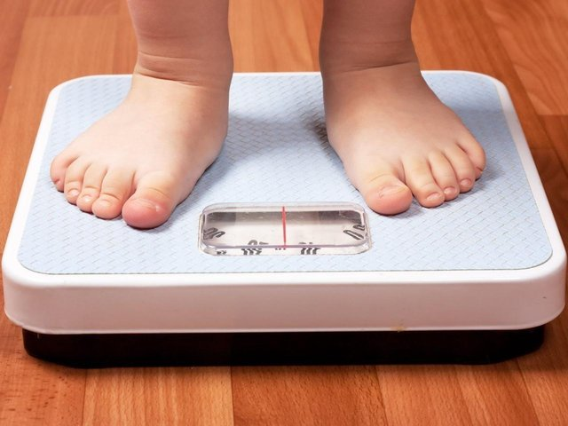 Health issue: Childhood obesity rates