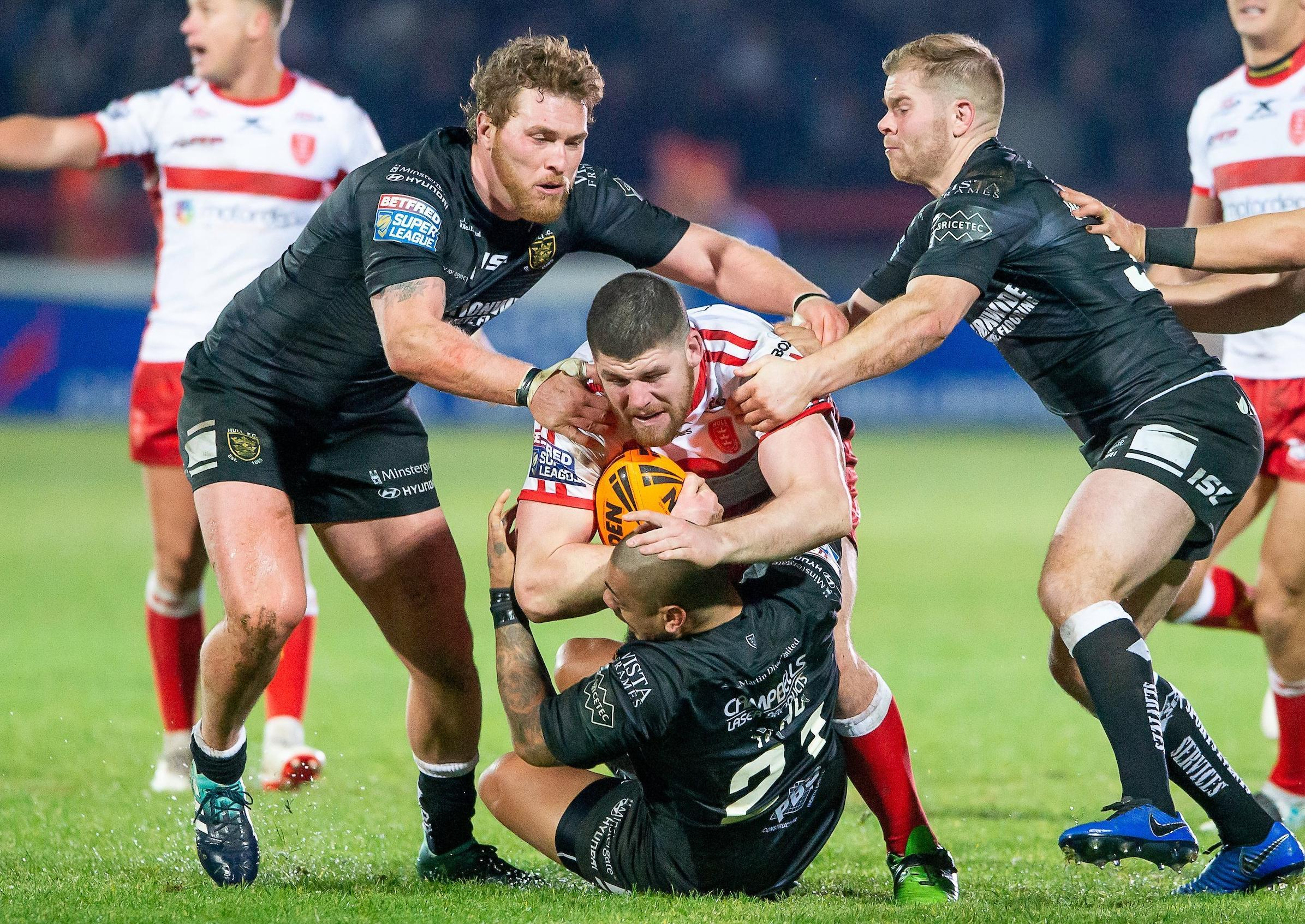 yorkshirepost.co.uk - By The Newsroom - Break has given Mitch Garbutt and Hull KR to regain full fitness