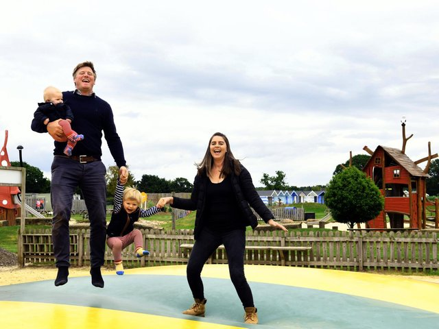 Piglets Adventure Farm Near York Gets Ready To Re Open For Yorkshire Day Yorkshire Post