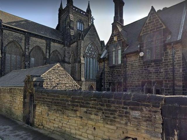 Mount St Mary's Church