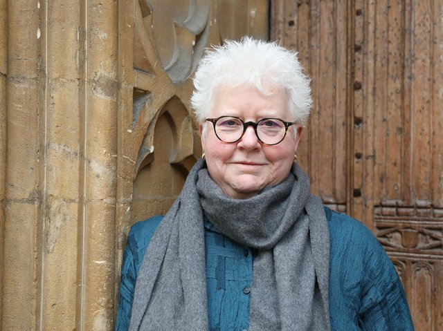 Val McDermid is one of the best known crime writers.