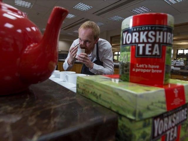 Yorkshire Tea.