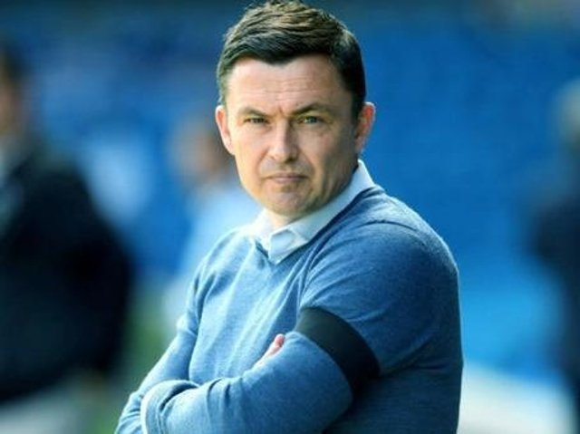 Paul Heckingbottom, on the touchline during Leeds United's last game of the 2017-18 season against QPR - his final game in charge. Picture: Jonathan Gawthorpe.