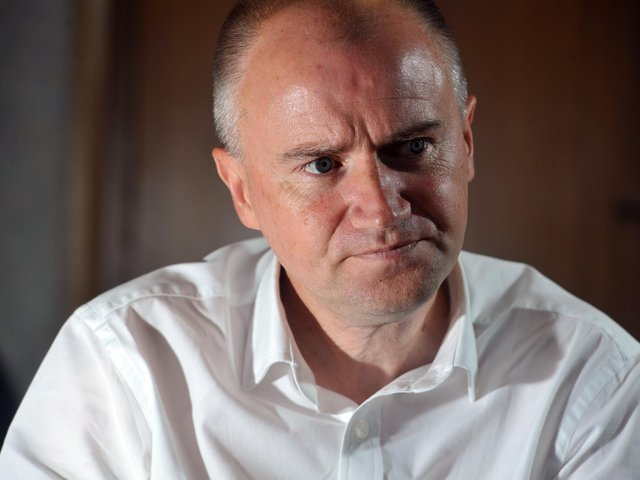 Leeds City Council chief executive Tom Riordan. Pic: Tony Johnson