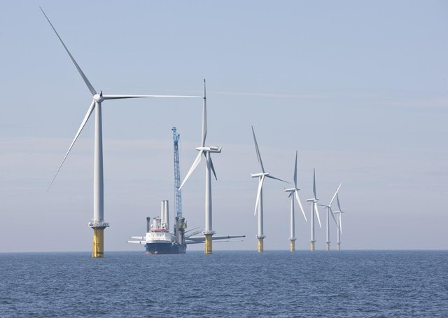 Siemens and offshore wind are powering a green energy revolution off the East Riding and Hull coast.