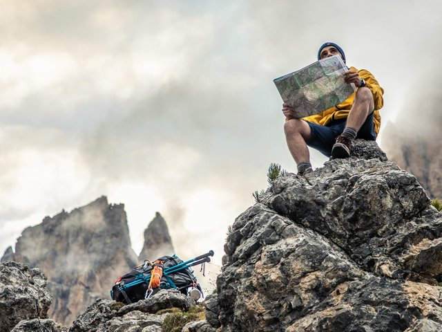Advice has been shared to help novice hikers stay safe in the hills. Photo: PA Photo/iStock.