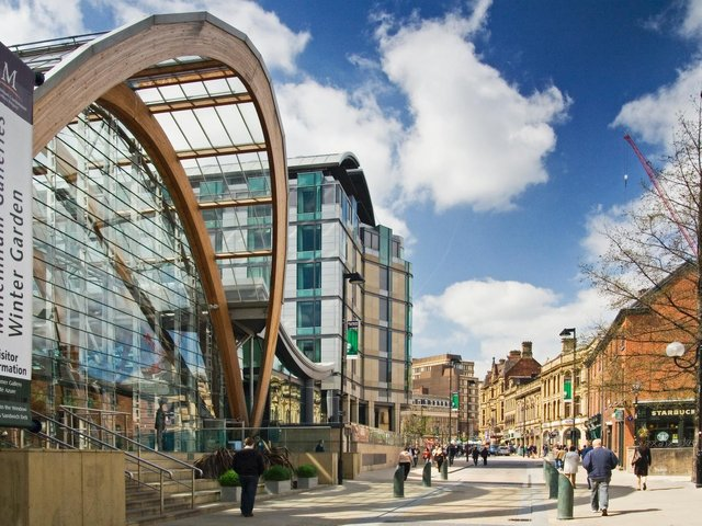 Sheffield's visitor economy is facing a 500m hit as a result of coronavirus. Picture: Welcome to Yorkshire