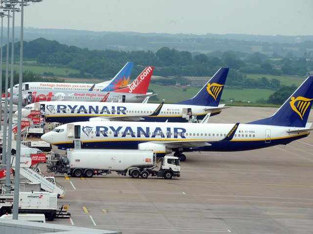 Leeds Bradford Airport does not expect passenger numbers to recover until 2022.