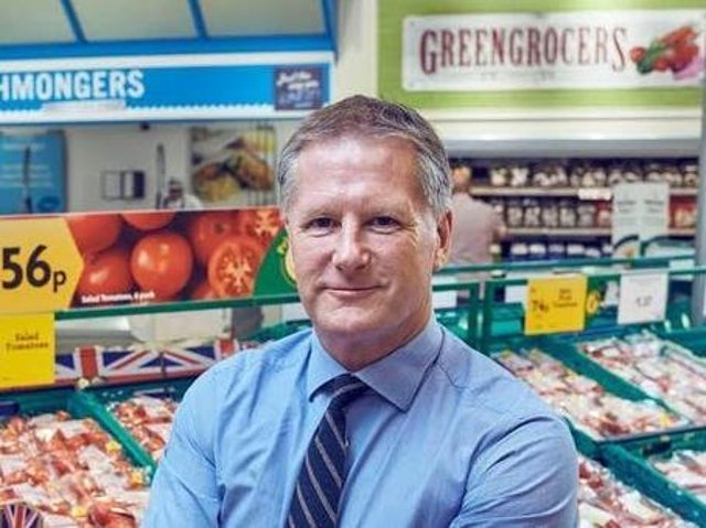 """David Potts, Morrisons chief executive, said: """"Morrisons on Amazon will build on our partnership with Amazon, making our good quality, great value food even more accessible through Amazon.co.uk and the Amazon app."""""""