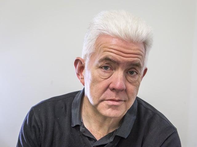 Ian was dubbed Yorkshire Television's investigative poet. (JPIMedia).