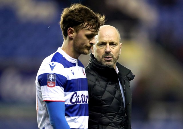Frustration: Sheffield United have been trying to sign Reading's John Swift, left, but so far to no avail. (Picture: PA)