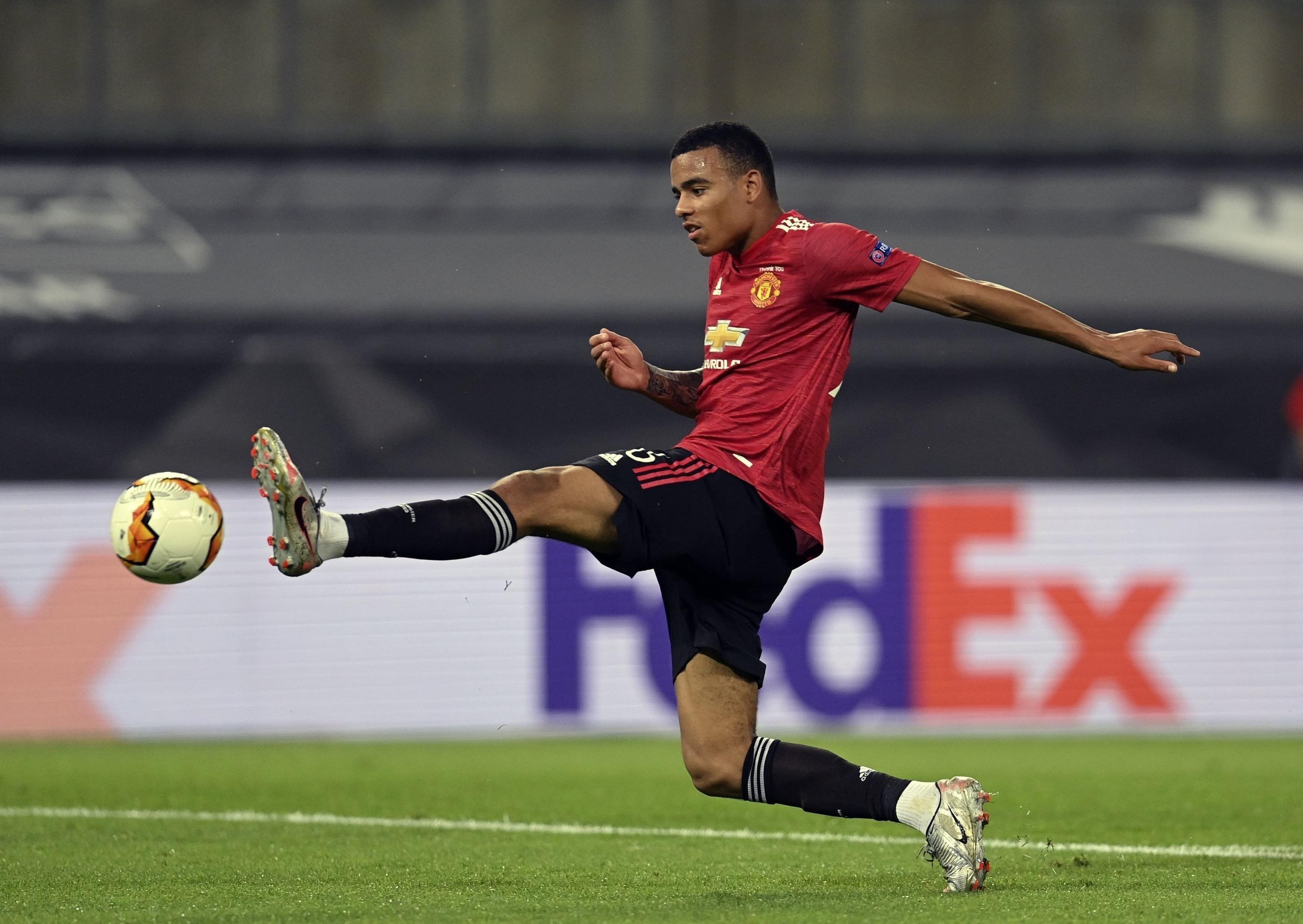Mason Greenwood misses Man Utd training ahead of Club