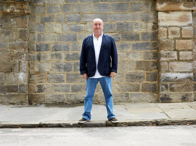 Arts leader: Alan Lyddiard, artistic director of The Performance Ensemble. Picture: Mike Pinches