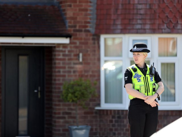"""Police officers are """"expected to do everything"""" as a result of cuts to forces, one of Yorkshire's police federation chairs has said. Picture: Ross Parry/SWNS"""