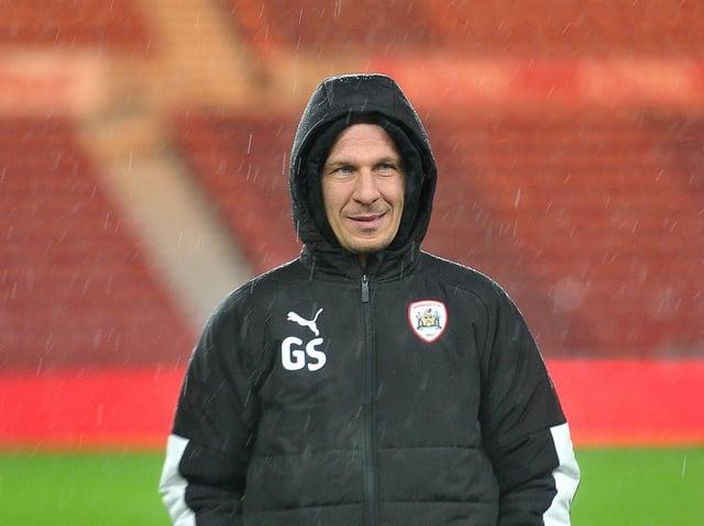 Barnsley FC head coach Gerhard Struber. Picture: Tony Johnson.