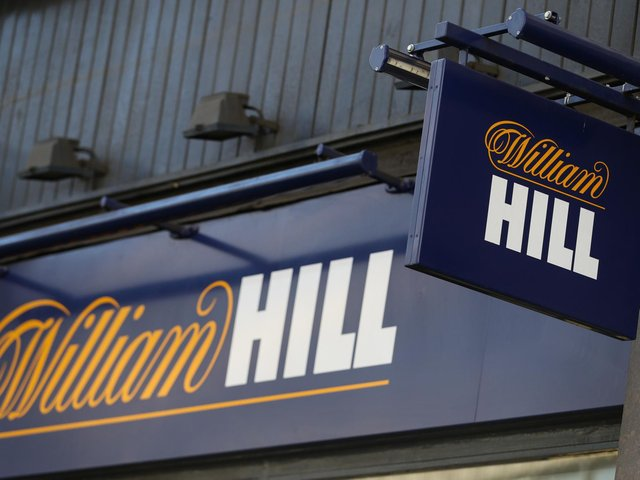 William Hill is a major employer in Leeds