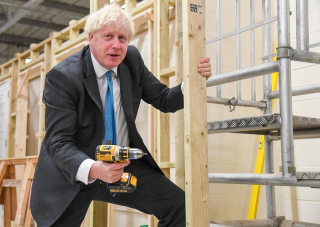 Small Businesses Need Boris Johnson S Help To Save As Many Jobs As Possible Mike Cherry Yorkshire Post
