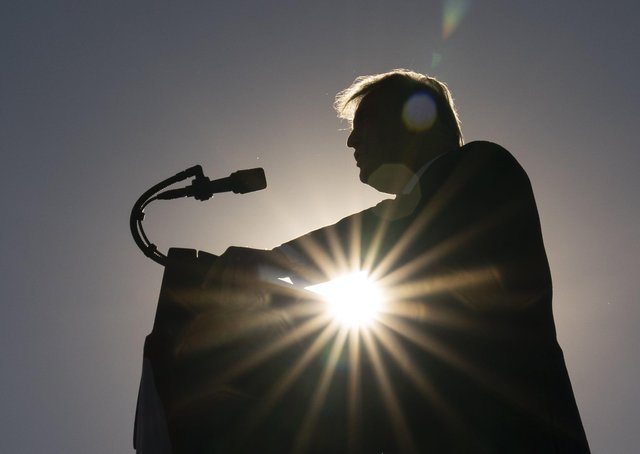 Focus: Next week's US election will focus attention on the world's largest economy. PHOTO: Associated Press
