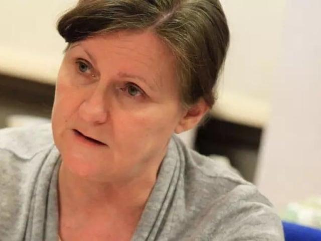 Sheffield Council leader Julie Dore.