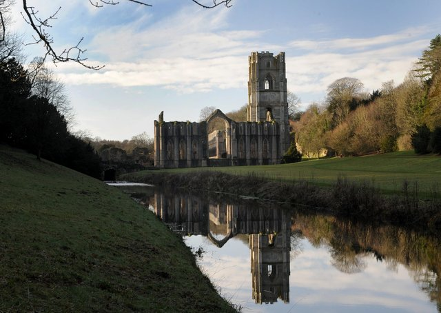 Fountains Abbey and Studley Royal feature in the report. Picture: Gerard Binks