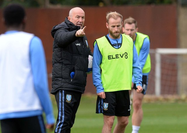 New Sheffield Wednesday Boss Tony Pulis Hits Charm Offensive At Hillsborough As He Targets Premier League Return For Owls Yorkshire Post