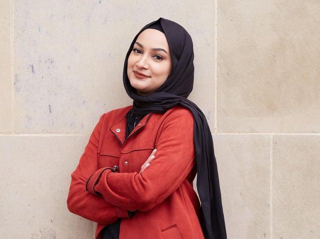Rima Ahmed.